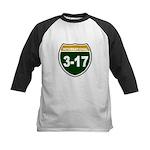 I-317 Kids Baseball Jersey