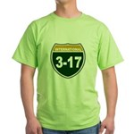 I-317 Green T-Shirt