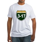 I-317 Fitted T-Shirt