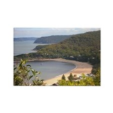 Pearl Beach, Central Coast Rectangle Magnet
