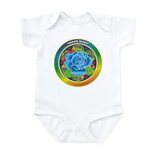 Blue Rose Bliss Infant Bodysuit