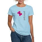 Cute Principal Women's Light T-Shirt