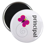Cute Principal Magnet