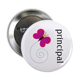 "Cute Principal 2.25"" Button"