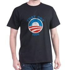 Vintage That One 2008 obama Logo T-Shirt