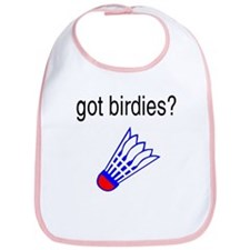 Got Birdies Bib