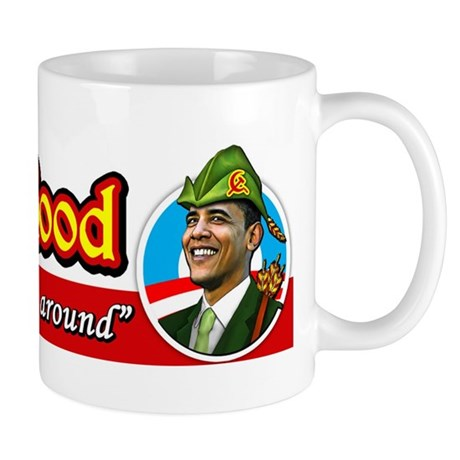 ObamaHood Spread the Wealth Mug