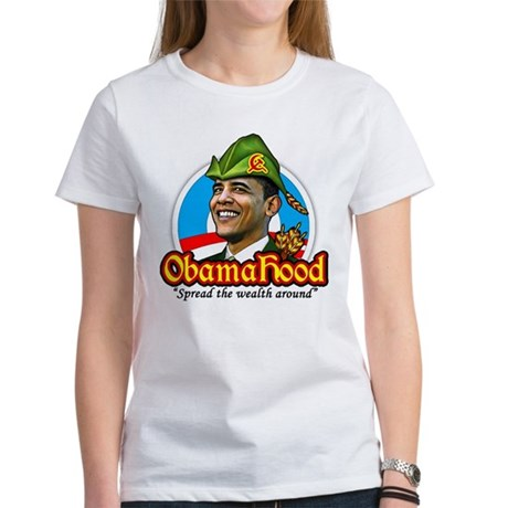 ObamaHood Spread the Wealth Women's T-Shirt