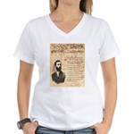 Soapy Smith Women's V-Neck T-Shirt