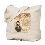 Soapy Smith Tote Bag