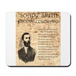 Soapy Smith Mousepad