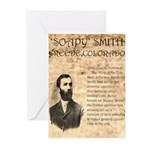 Soapy Smith Greeting Cards (Pk of 20)