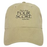 Four Score Casquettes de Baseball