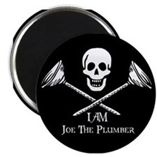 Joe The Plumber Flag Magnet