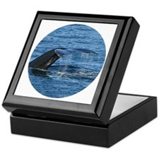 Whale Tail II- Keepsake Box