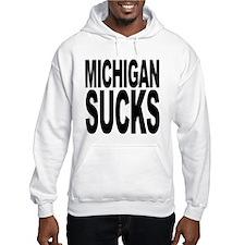 Michigan Sucks Hooded Sweatshirt