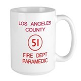 Emergency Squad 51 Mug