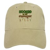 HOOKED ON MY GRANDDAUGHTER Baseball Cap