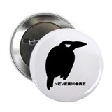 "Nevermore 2.25"" Button"