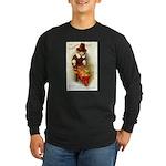 Little Pilgrim Long Sleeve Dark T-Shirt