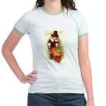 Little Pilgrim Jr. Ringer T-Shirt