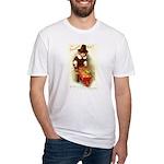 Little Pilgrim Fitted T-Shirt