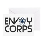 Envoy Corps Greeting Card