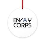 Envoy Corps Ornament (Round)