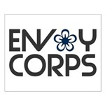Envoy Corps Small Poster