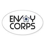Envoy Corps Oval Sticker