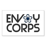 Envoy Corps Rectangle Decal
