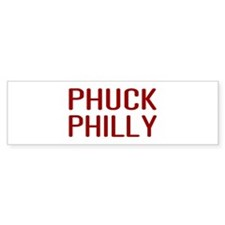 Phuck Philly 2 Bumper Sticker (50 pk)