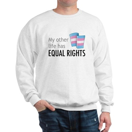 My Other Life Trans Sweatshirt