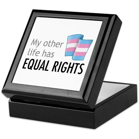 My Other Life Trans Keepsake Box