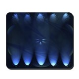 Blue Mousepad