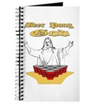 Beer Pong God Journal