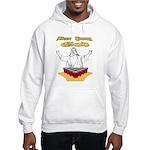 Beer Pong God Hooded Sweatshirt