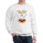 Beer Pong God Sweatshirt