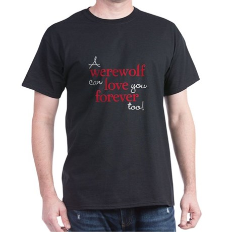 Werewolf Love Twilight Dark T-Shirt