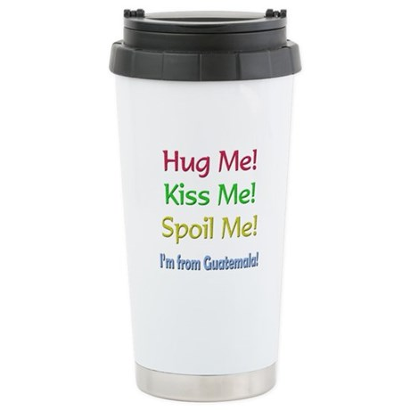 Hug Me! Ceramic Travel Mug