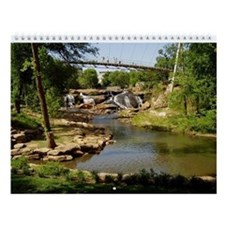 Greenville Wall Calendar