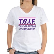 THIS GRANDMA IS FABULOUS! Shirt