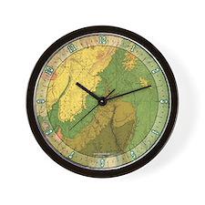 Dutton Geology Wall Clock
