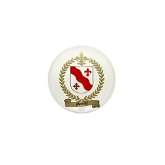 MERETTE Family Crest Mini Button (10 pack)