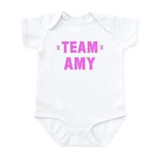Team AMY Infant Bodysuit