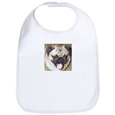 Puggy Face Bib
