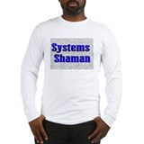 Computer tech Long Sleeve T-Shirt