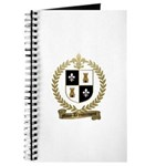 MIUS d'ENTREMONT Family Crest Journal