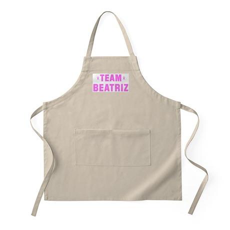 Team BEATRIZ BBQ Apron