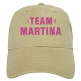 Team MARTINA Baseball Cap